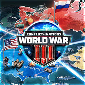 Conflict of Nations – Modern War Screenshot 1