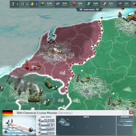 Conflict of Nations – Modern War Screenshot 2