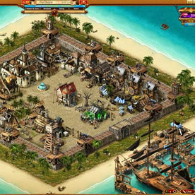 Pirates: Tides of Fortune Screenshot 3