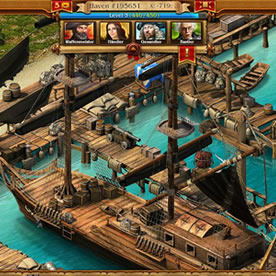 Pirates: Tides of Fortune Screenshot 4