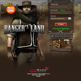 Rangersland Screenshot 1